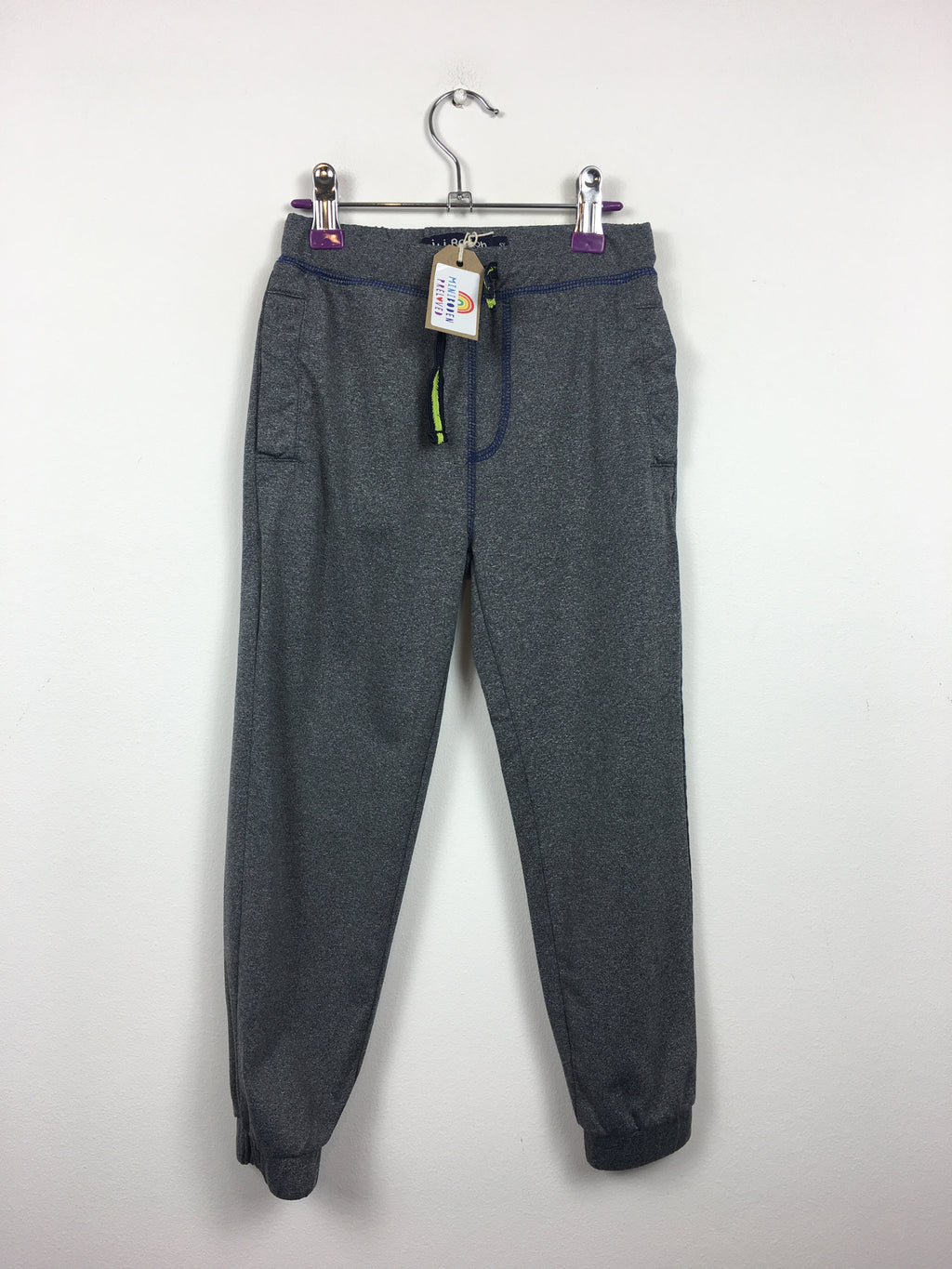 Comfy Dri-Fit Grey Sports Joggers (4 Years)