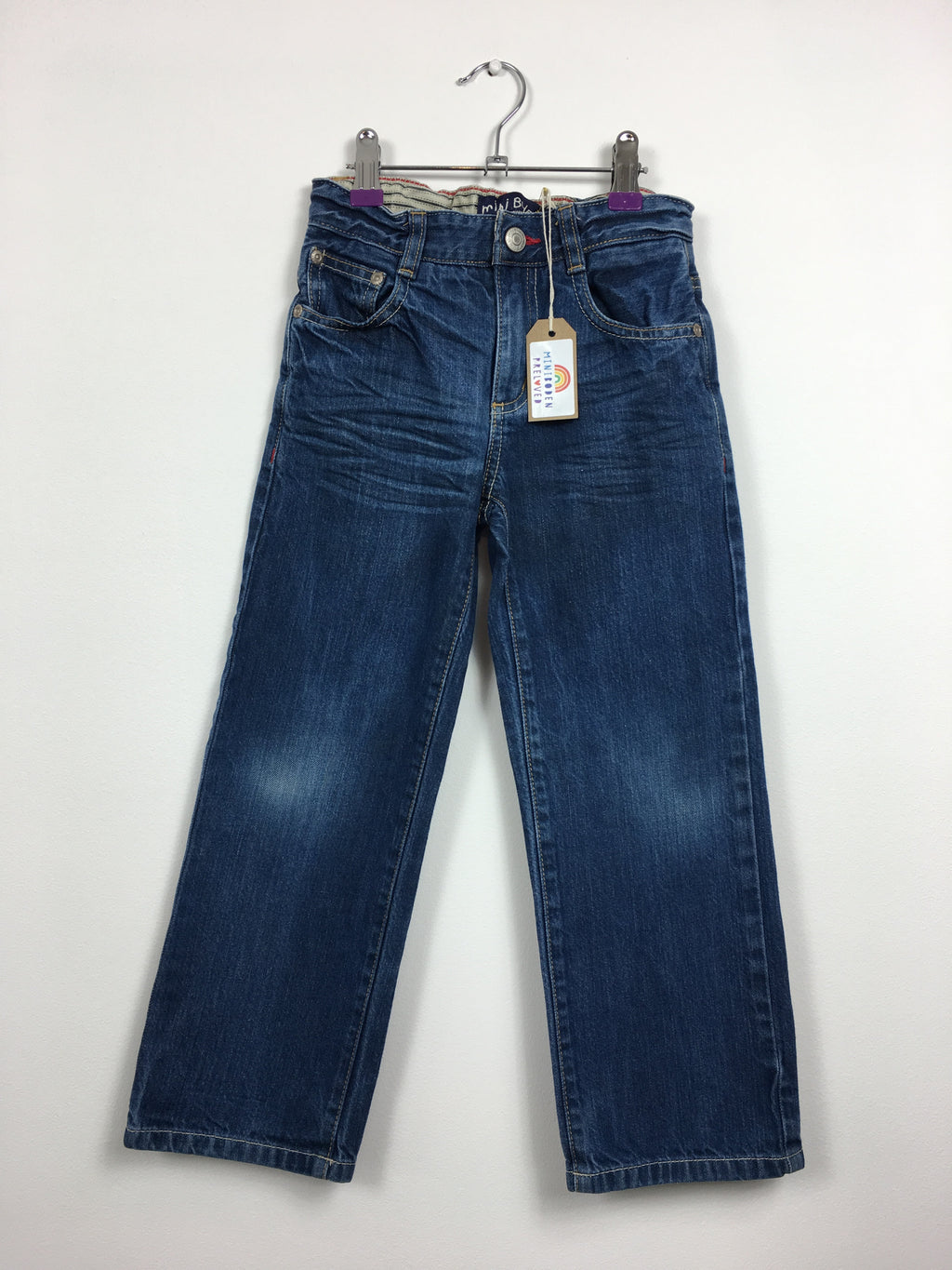 Blue Regular Fit Jeans (6 Years)