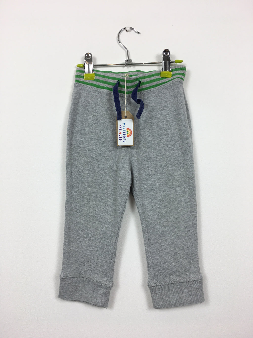 Soft Grey Joggers (18-24 Months)