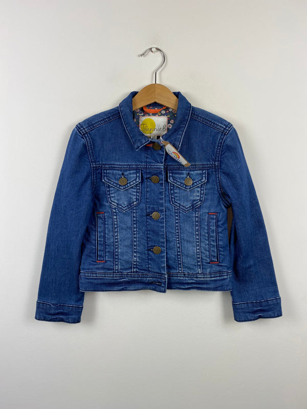 Johnnie B Blue Denim Jacket (6-7 Years)