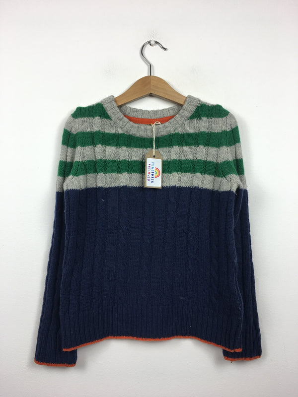 Navy Woollen Jumper (4-5 Years)