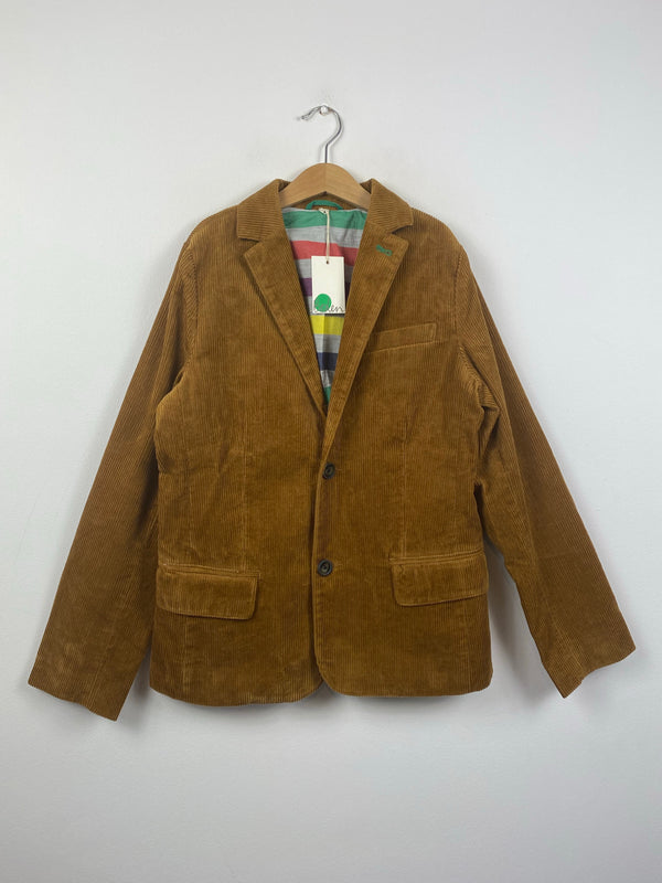 NEW Camel Cord Blazer (9-10 Years)