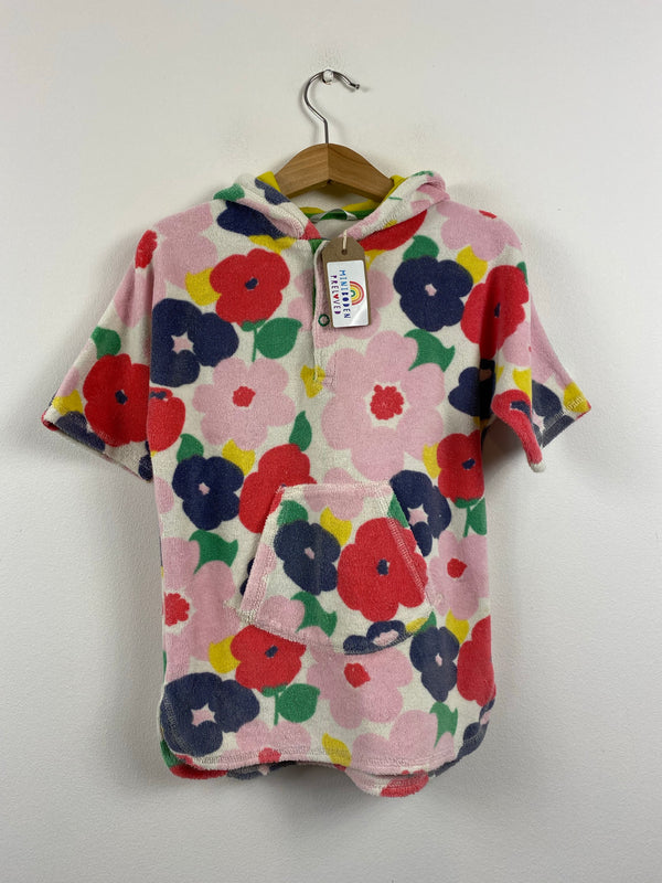 Floral Towelling Cover Up (18-24 Months)