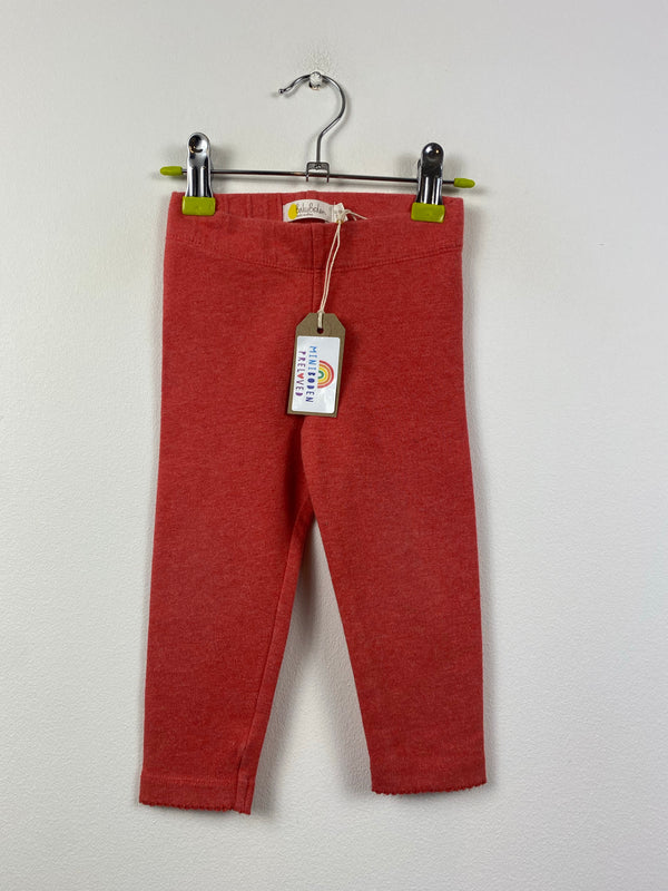 Coral Leggings (12-18 Months)