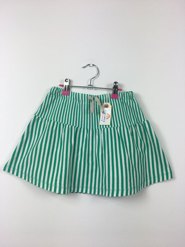Green Stripy Skort (6-7 Years)