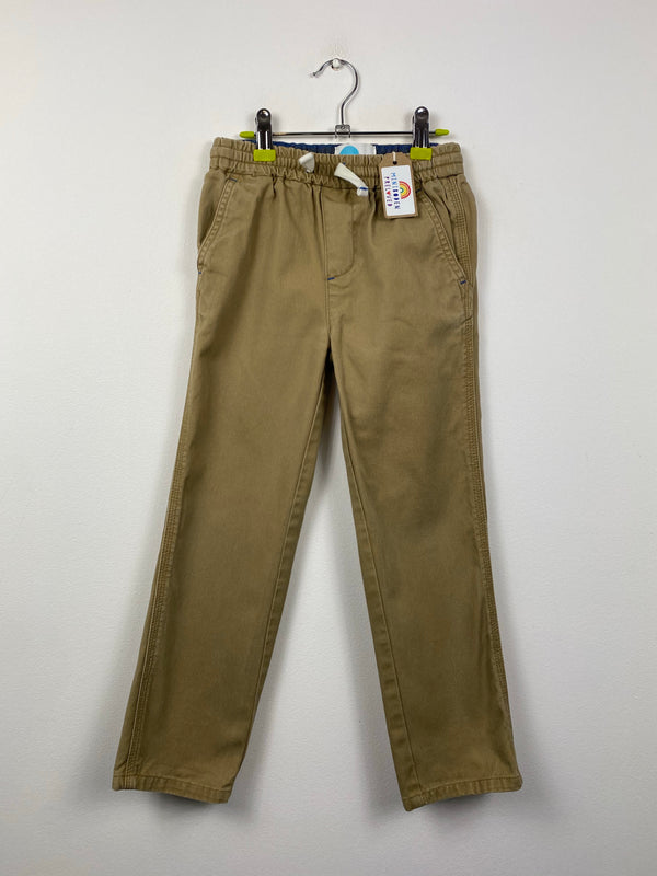 Camel Chino Trousers (6 Years)
