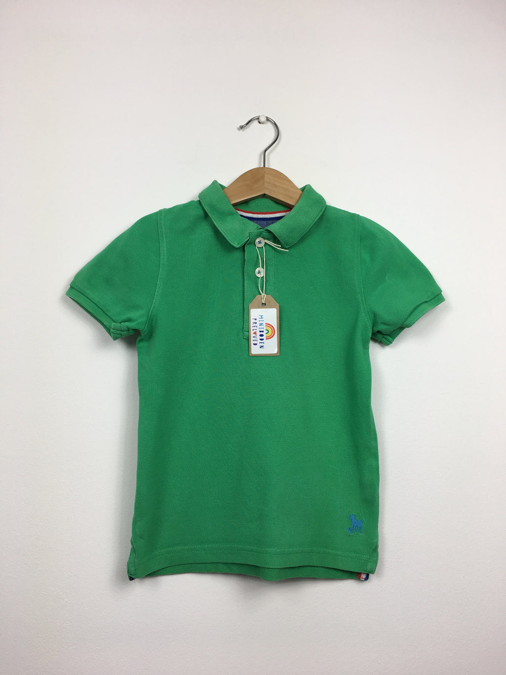 Green Polo T-Shirt (3-4 Years)