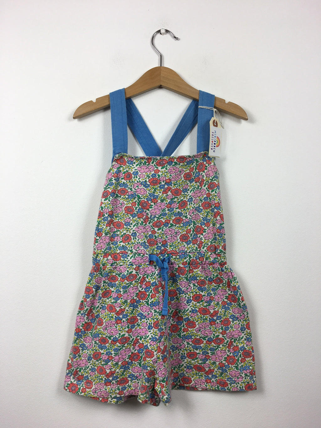 Pretty Floral Playsuit (3-4 Years)