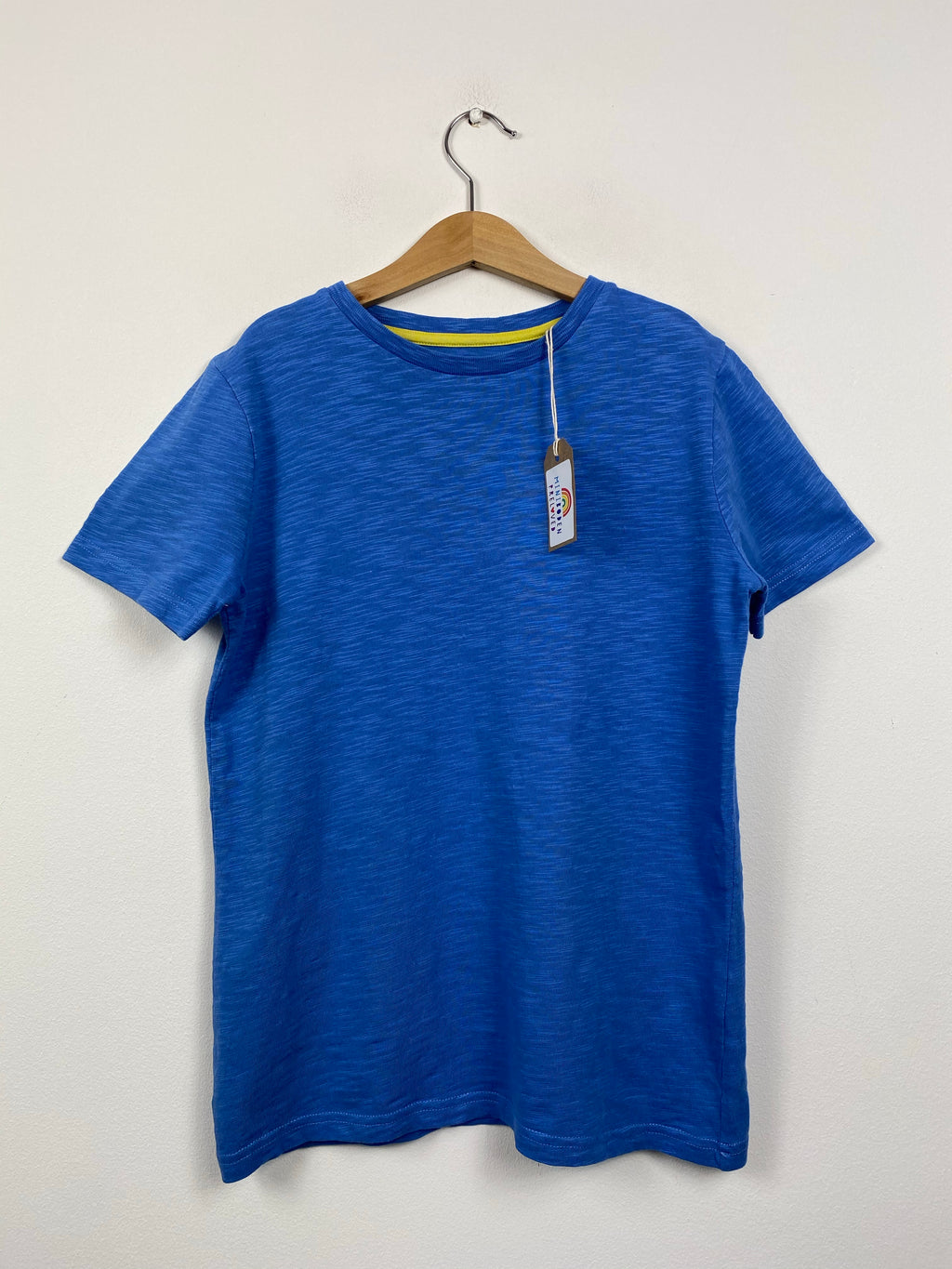 Classic Blue T-Shirt (9-10 Years)