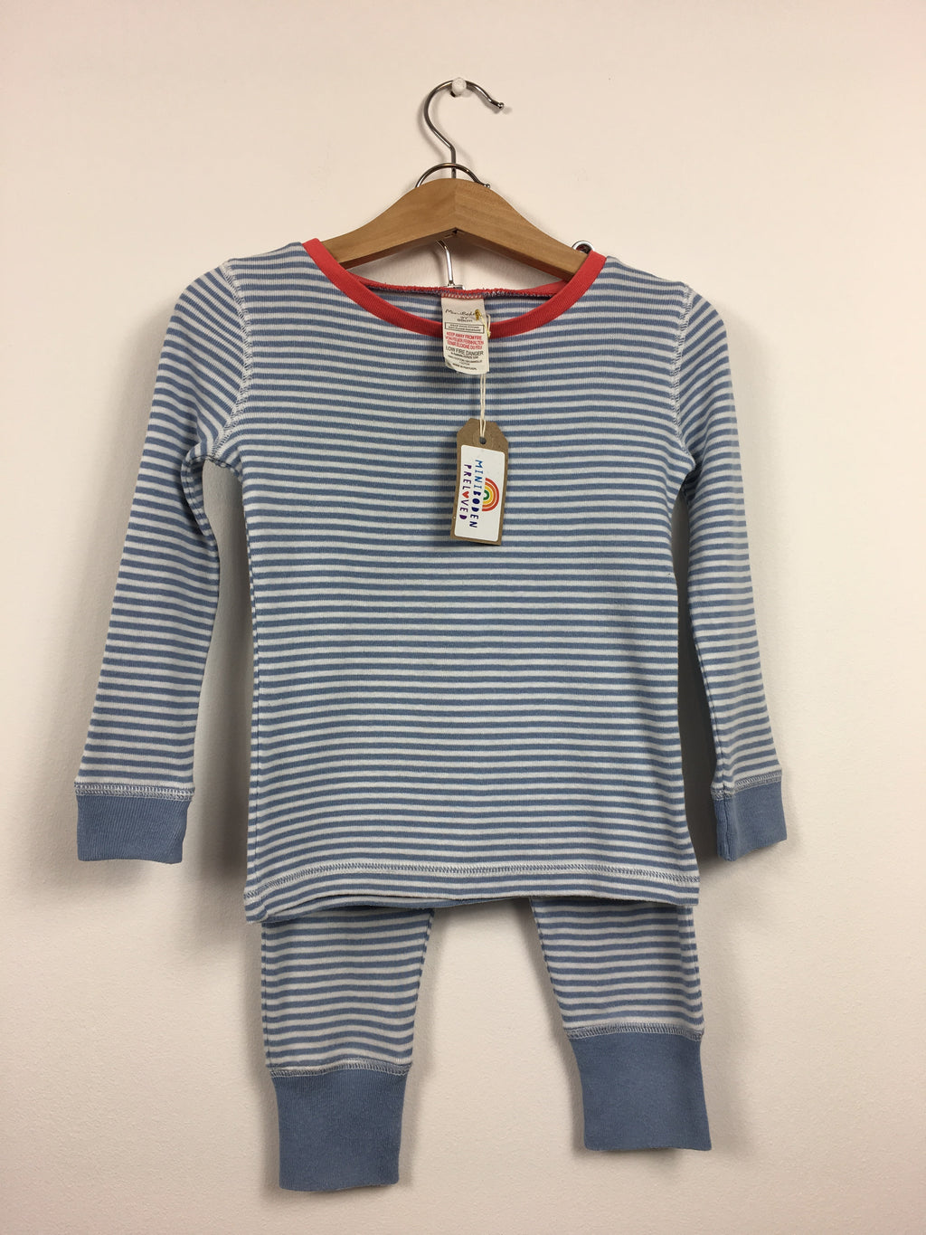 Blue Stripy Pyjamas (3 Years)