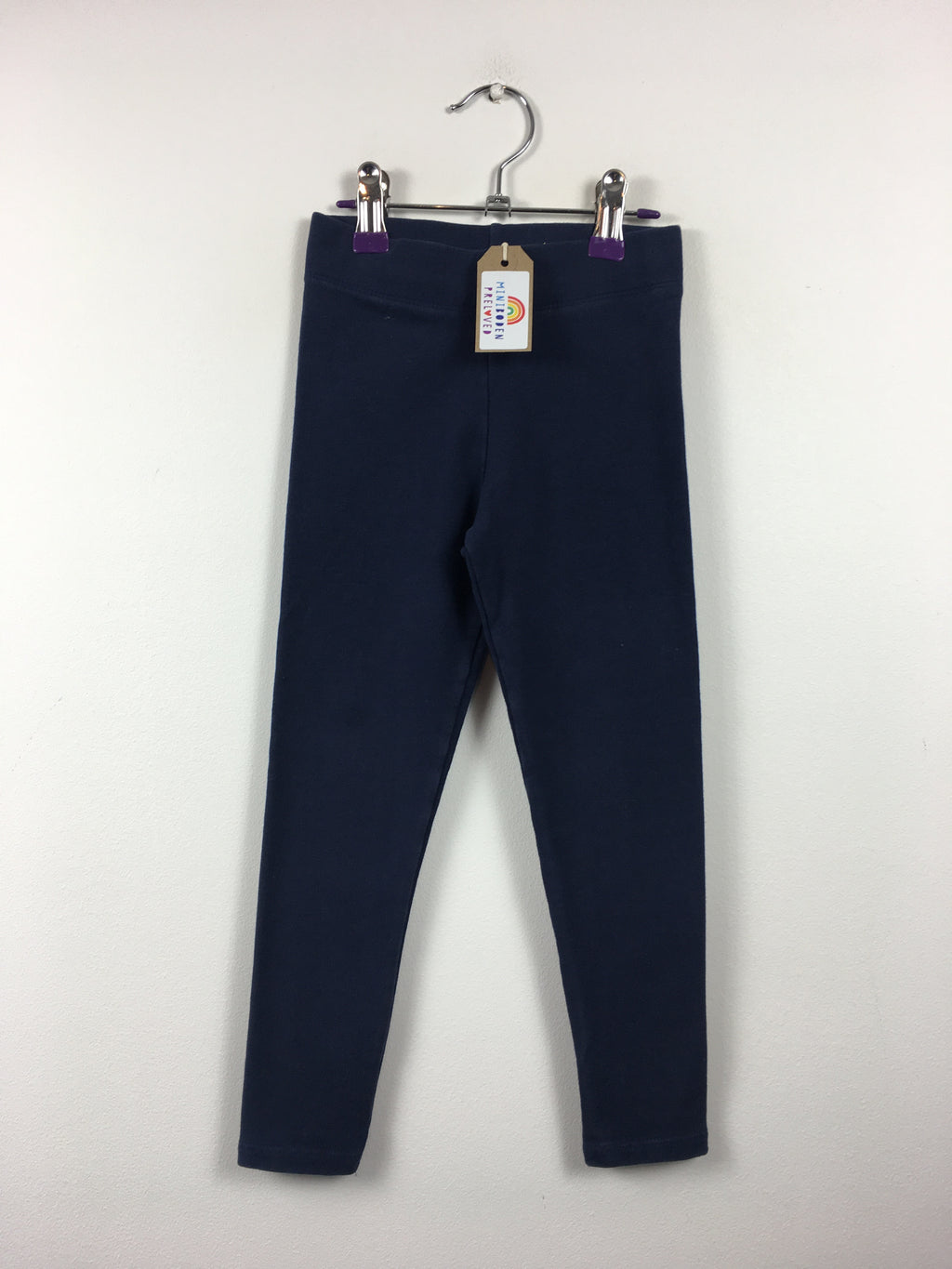 Navy Thick & Cosy Leggings (4-5 Years)