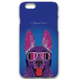 Alsatian - Phonecase - Art By Catherine Davis