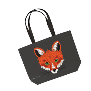 Fox  - Tote Bag - Art By Catherine Davis