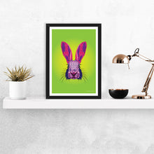 Hare - Art Print - Art By Catherine Davis
