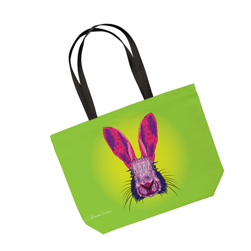 Hare - Tote Bag - Art By Catherine Davis