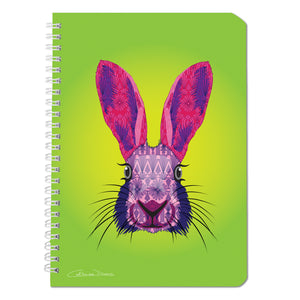 Hare - Notebooks - Art By Catherine Davis