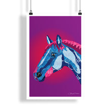 Horse - Poster - Art By Catherine Davis