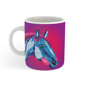 Horse - Mug - Art By Catherine Davis