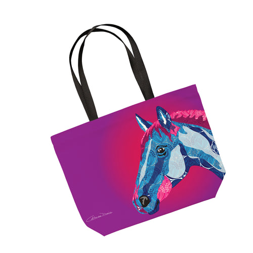 Horse - Tote Bag - Art By Catherine Davis