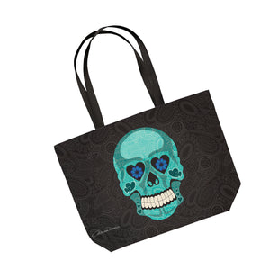 Sir Bonehead - Tote Bag - Art By Catherine Davis