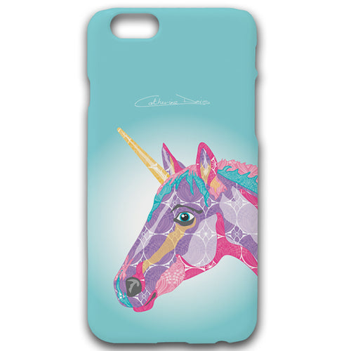 Unicorn - Phonecase - Art By Catherine Davis