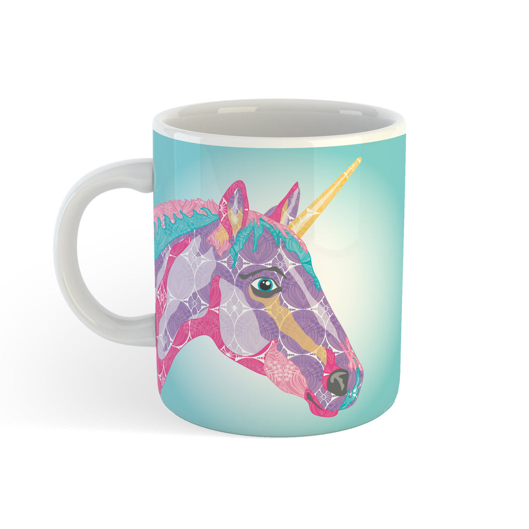 Unicorn - Mug - Art By Catherine Davis