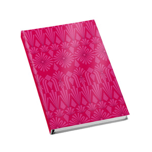 Art Deco In Pink - Notebooks - Art By Catherine Davis