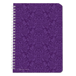 Brocade In Purple - Notebooks - Art By Catherine Davis
