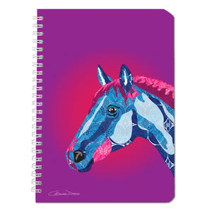 Horse - Notebooks - Art By Catherine Davis