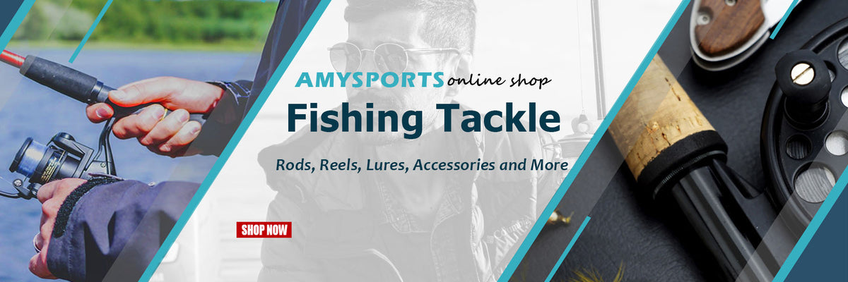 AMYSPORTS Fishing Tackle online store