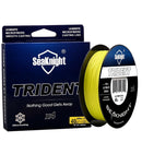 SeaKnigt 4 Strand Braided Wire 300m 35LB Fishing Line