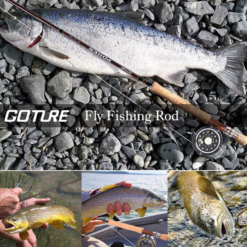 Goture PODER Fly Fishing Rod