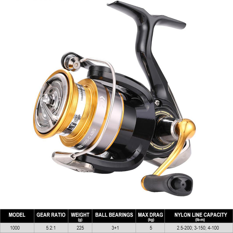 DAIWA  Casting Metal Fishing Reel
