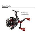 Piscifun Double Spinning Fishing Reel Handle