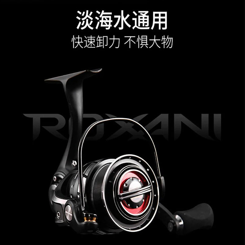 Abu Garcia ROXANI 2500SH Spinning Fishing Reel