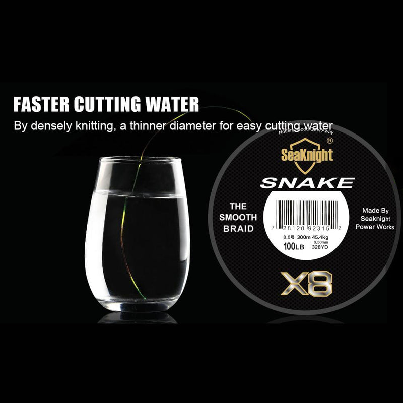 8 Strands PE 150M / 164YDS Fishing Line