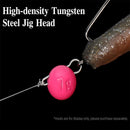 Jig Head Tungsten Drop Fishing Sinker