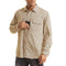 WOLFONROAD Men's  Quick Drying Tactical Shirt