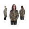 Bionic Maple leaves camouflage Fishing Jackets