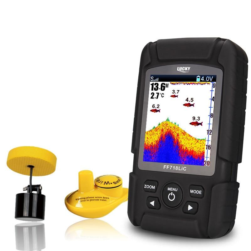 LUCKYLAKER Waterproof Fish Finder