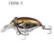 Crank Artificial Hard Fishing Lure