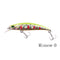 LUSHAZER Minnow Fishing Lure