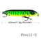 SAMOLLA Pencil Artificial Lure Fishing