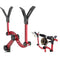 AMYSPORTS Compact Kayak Folding Rod Holder