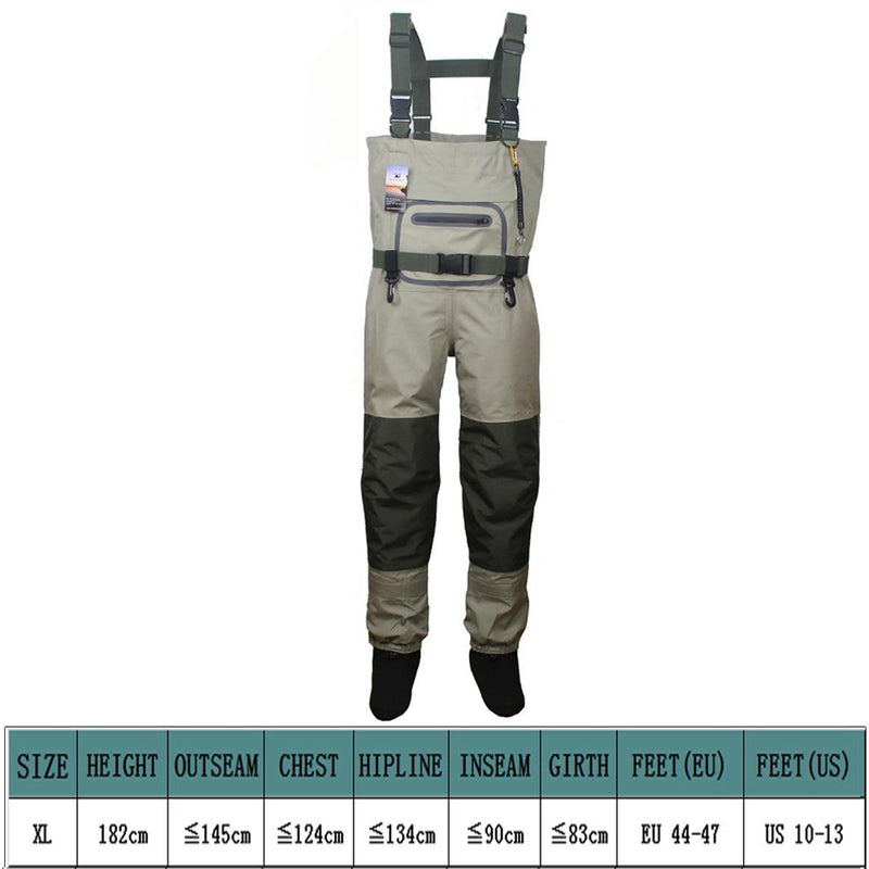 Fishing Waders kits  for Men and Women