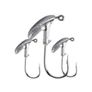 10pcs/Pack Jig Head Fishing Hook