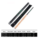 Goture Telescopic Fly Fishing Rod