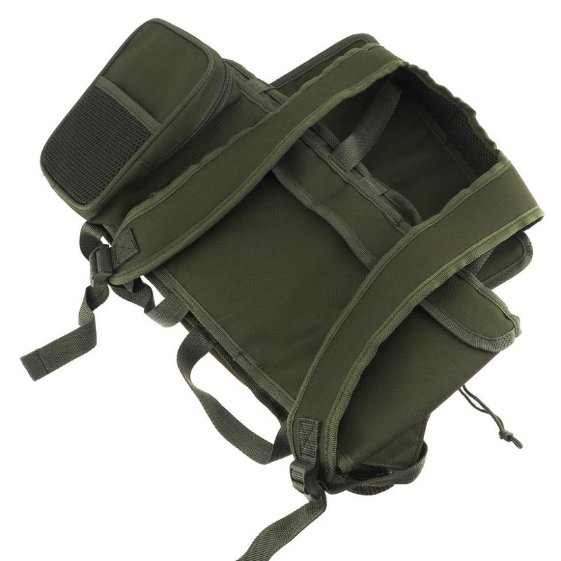 Large Capacity Multifunction Nylon Fishing Backpack