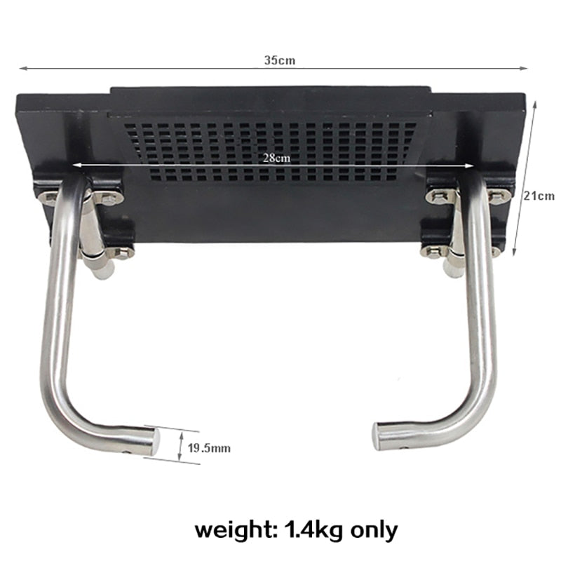 kayak Accessories Motor Mount Rack Bracket