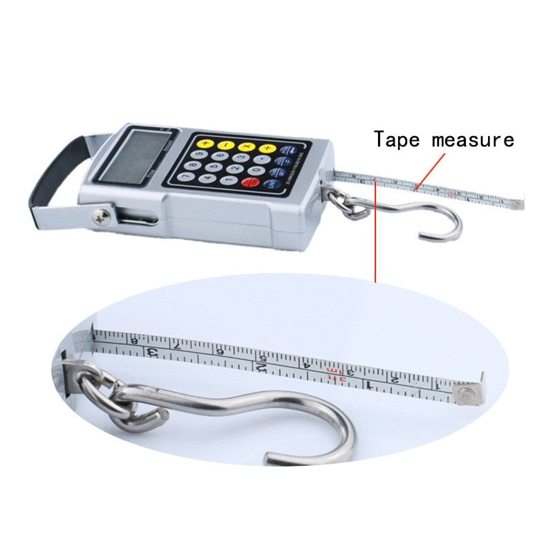 Junejour Electronic Balance Digital Fishing Scale